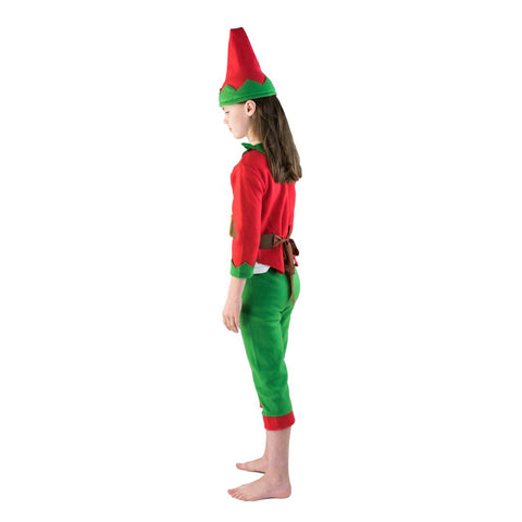 Kids Elf Costume