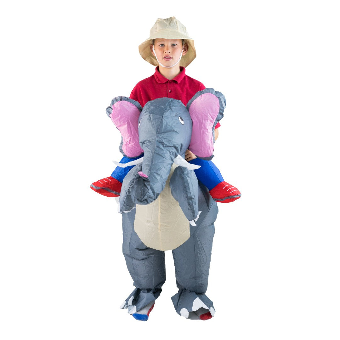 Bodysocks - Kids Inflatable Elephant Costume