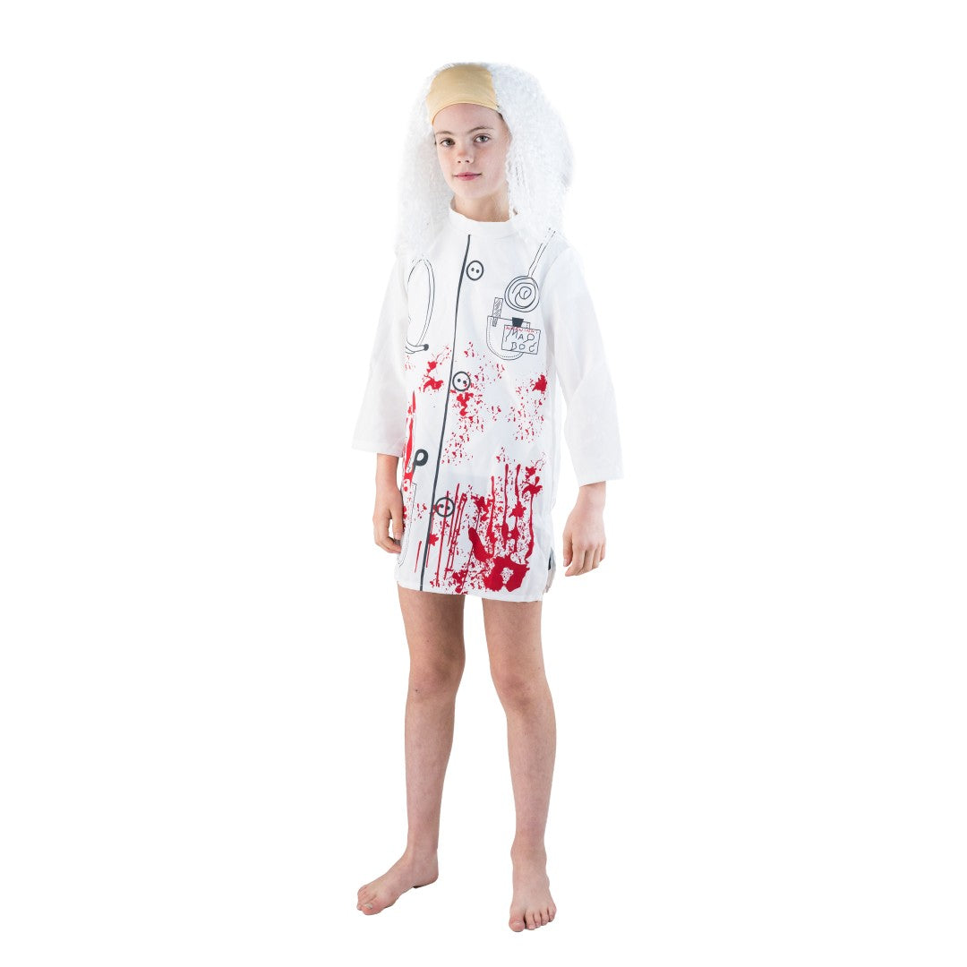 Bodysocks - Kids Unisex Evil Doctor Costume