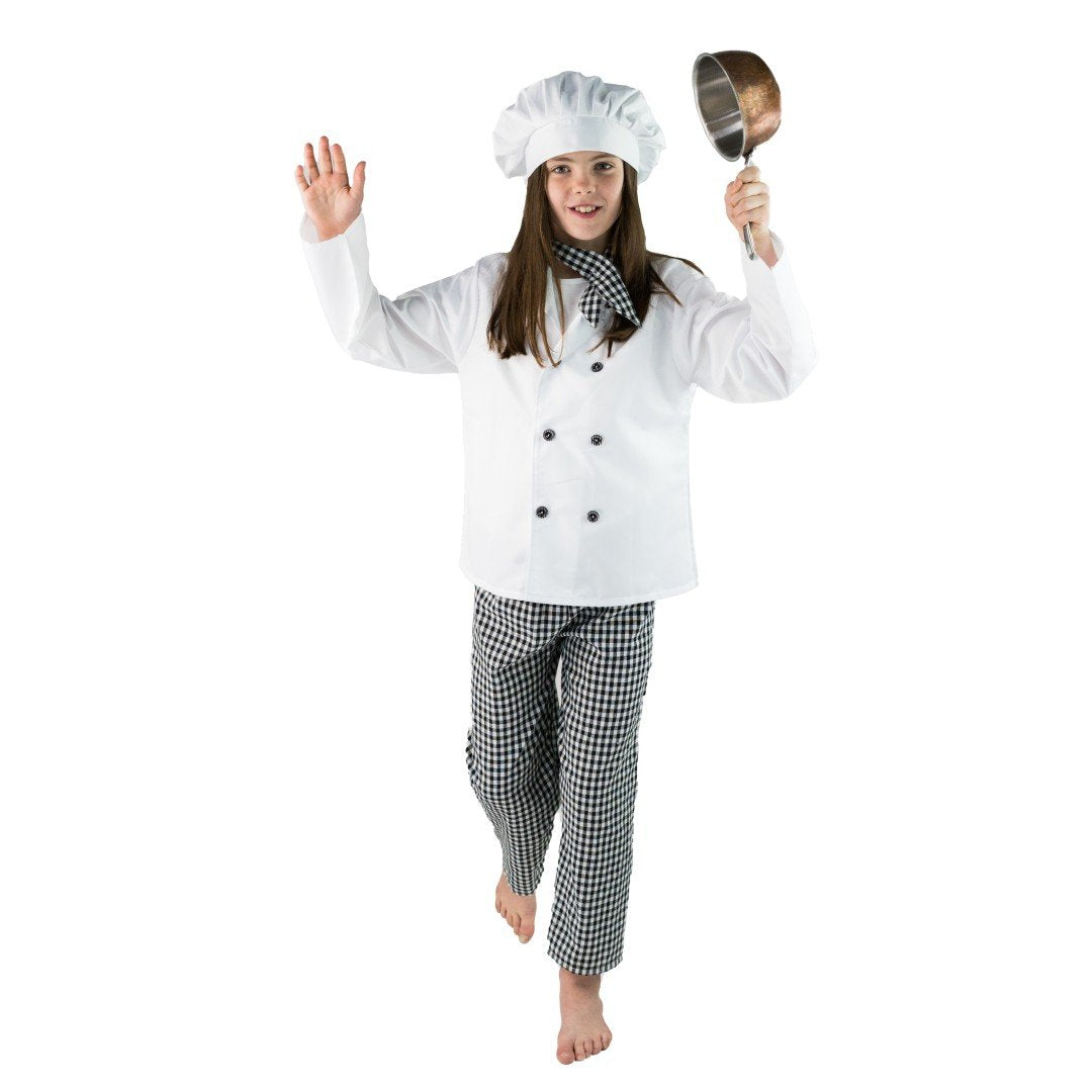 Bodysocks - Kids Cook Costume