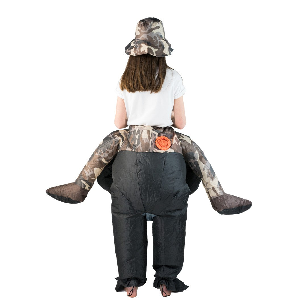Bodysocks - Kids Inflatable Gorilla Costume