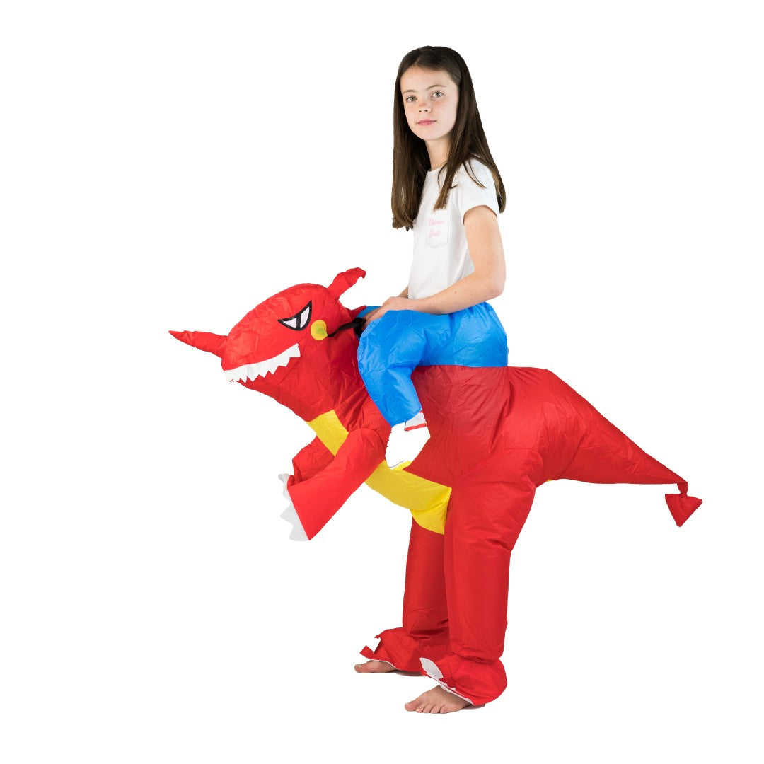 Bodysocks - Kids Inflatable Dragon Costume
