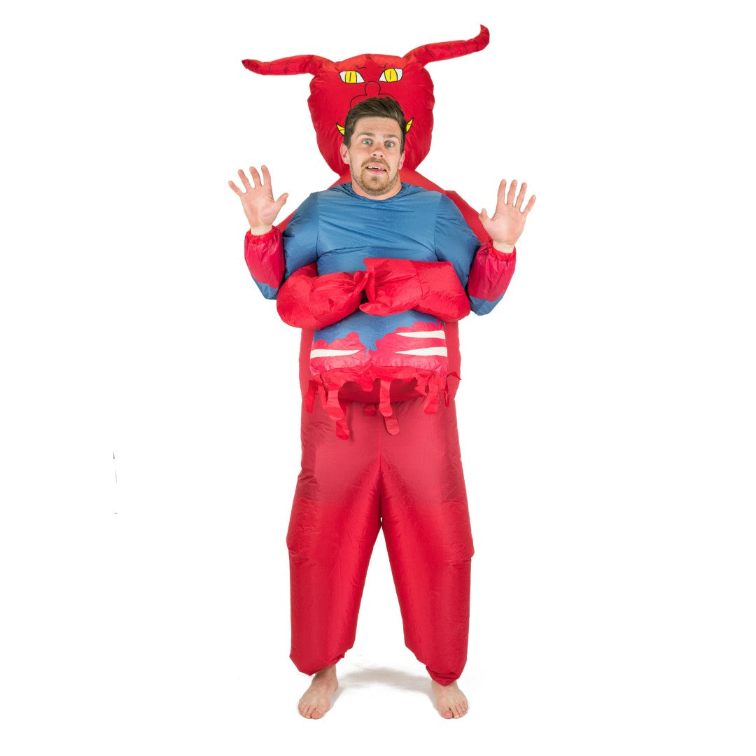 Bodysocks - Inflatable Devil Costume