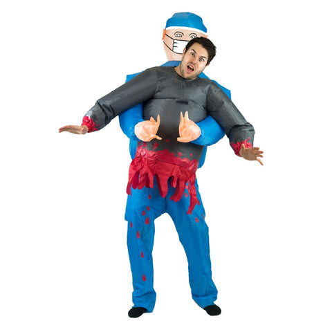 Inflatable Doctor Costume