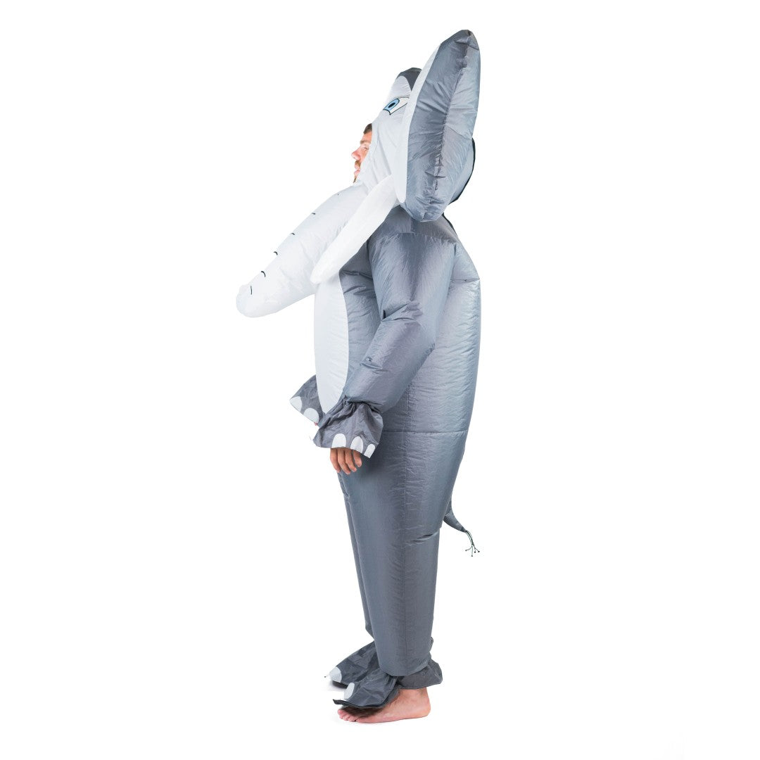 Bodysocks - Inflatable Full Body Elephant Costume