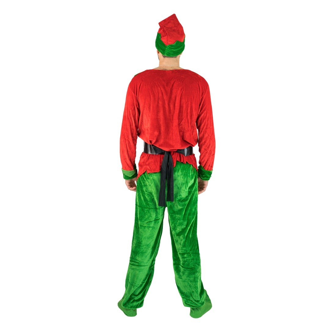 Bodysocks - Adults Elf Costume