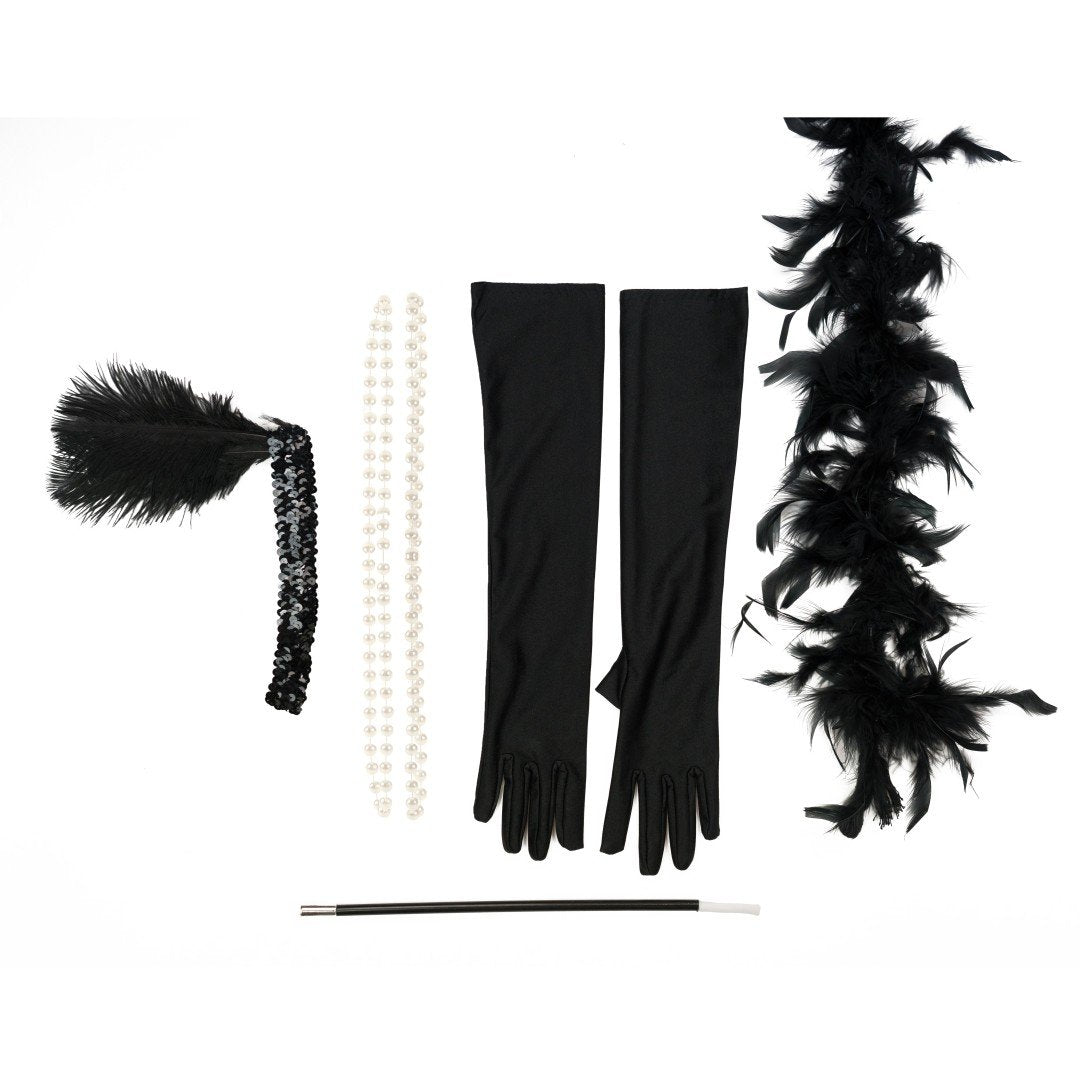 Bodysocks - Flapper Girl Accessory Pack