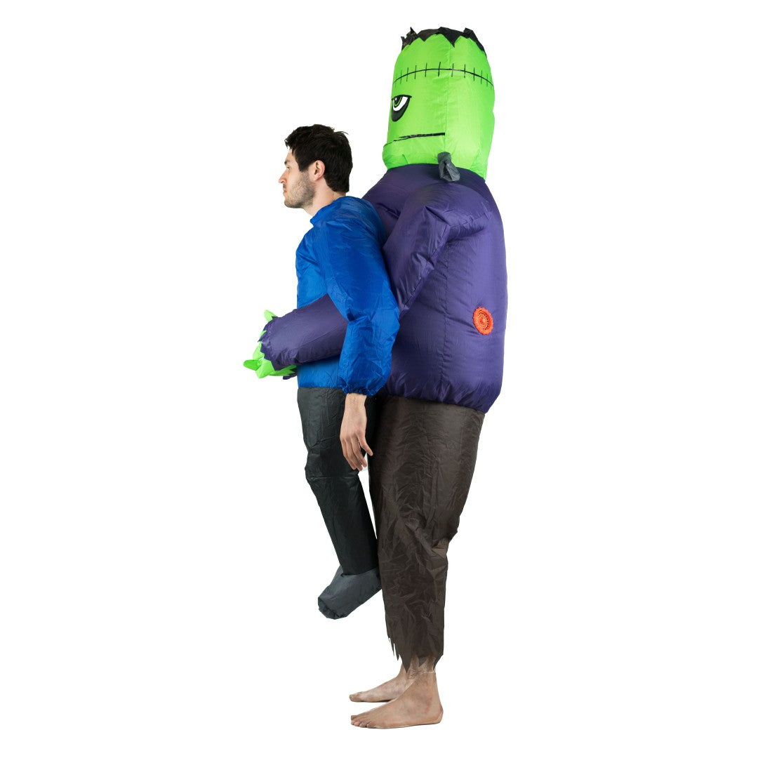Bodysocks - Inflatable Lift You Up Frankenstein's Hostage Costume