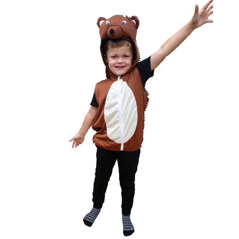 Bodysocks - Kids Hedgehog Costume