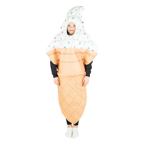 Bodysocks - Kids Ice Cream Costume