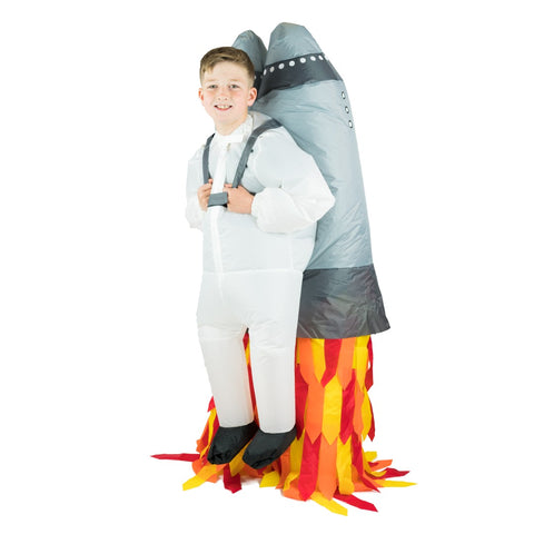 Bodysocks - Kids Inflatable Lift You Up Jetpack Costume