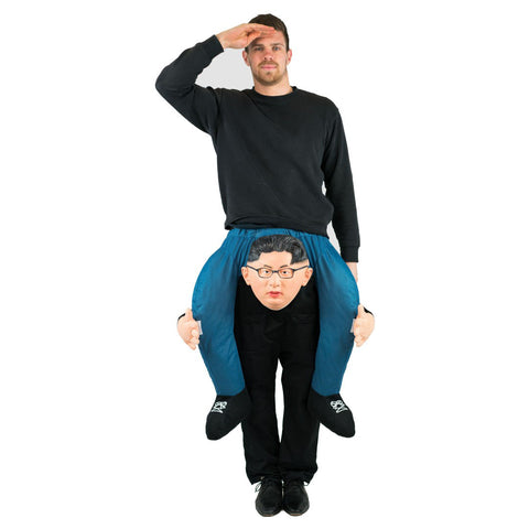 Bodysocks - Piggyback Kim Jong-un Costume