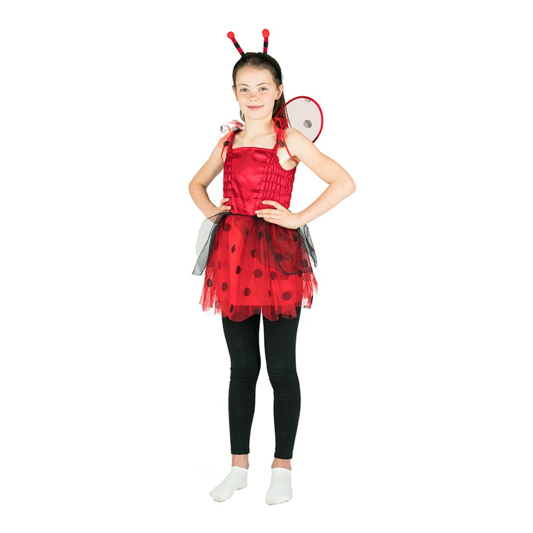 Bodysocks - Ladybird Costume