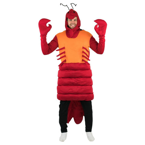 Bodysocks - Lobster Costume