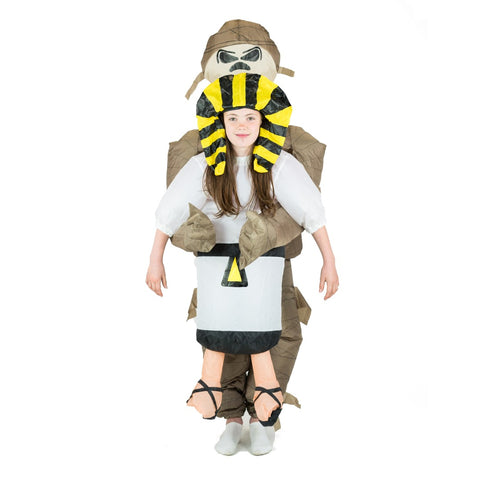 Kids Inflatable Mummy Costume
