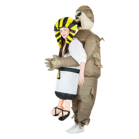 Bodysocks - Kids Inflatable Lift You Up Mummy Costume