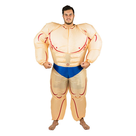Bodysocks - Inflatable Muscle Suit Costume