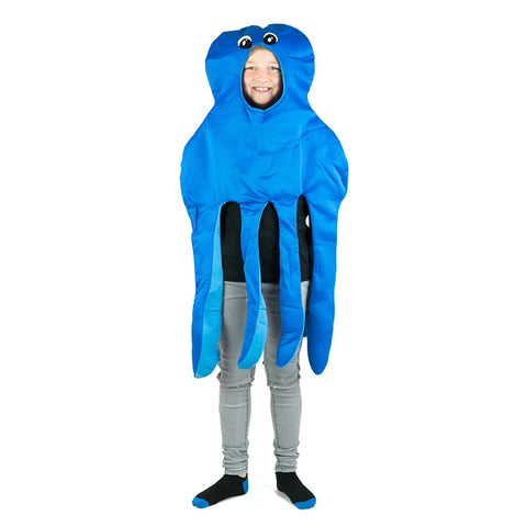 Bodysocks - Kids Octopus Costume