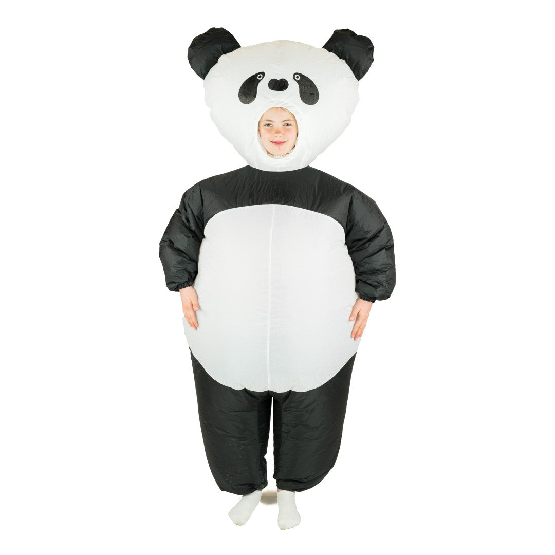 Bodysocks - Kids Inflatable Panda Costume