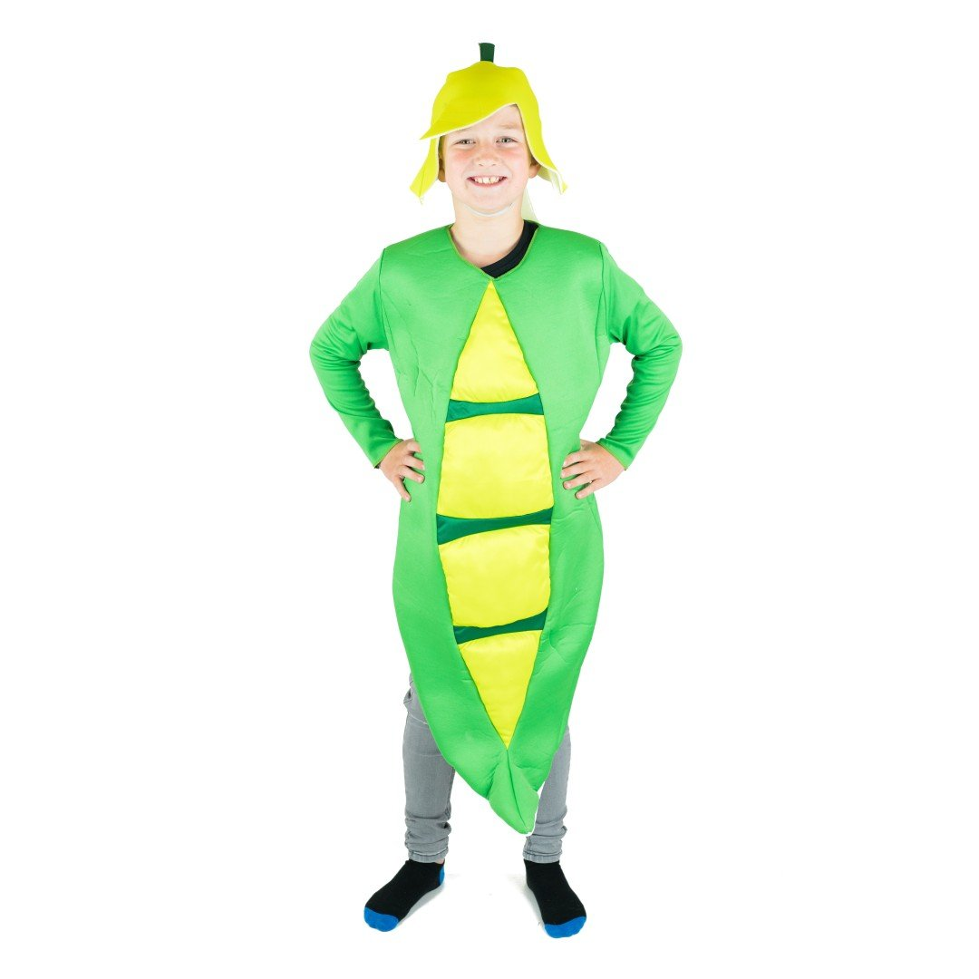 Bodysocks - Kids Peapod Costume