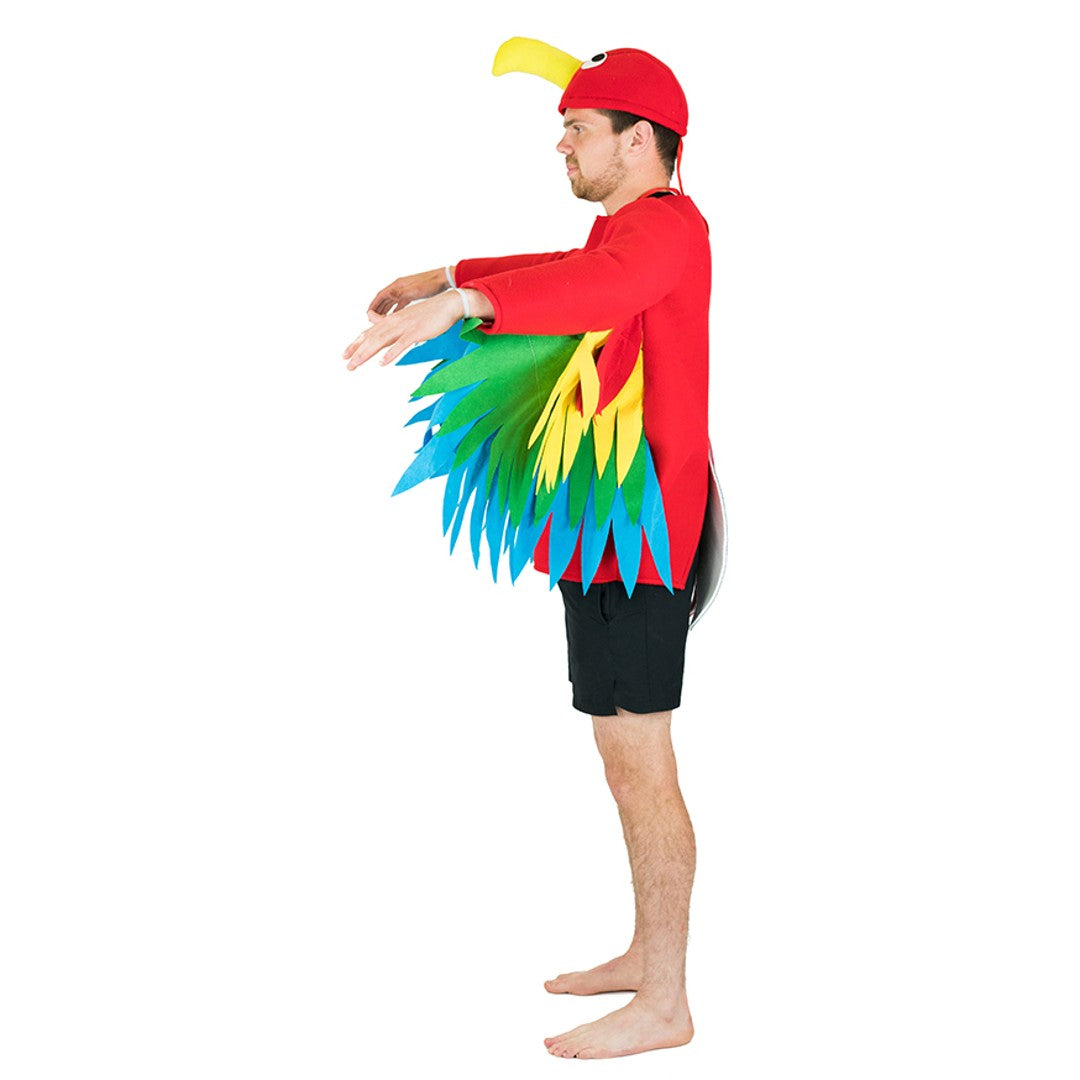 Bodysocks - Parrot Costume