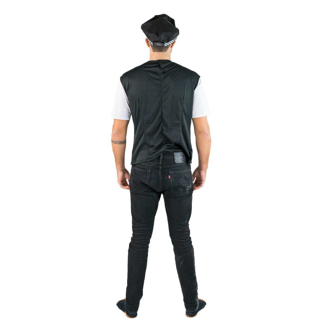 Bodysocks - Men's Policeman Costume