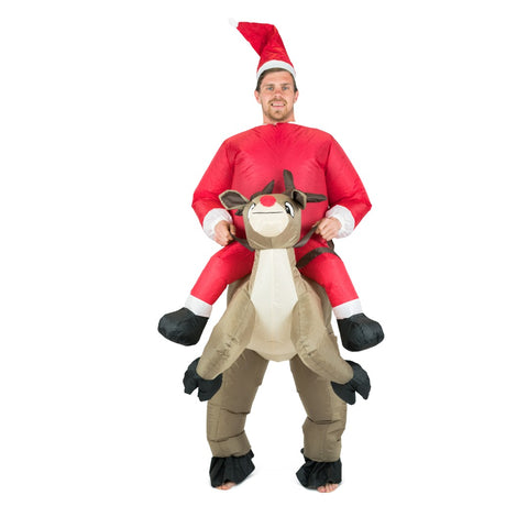 Adults Inflatable Reindeer Costume