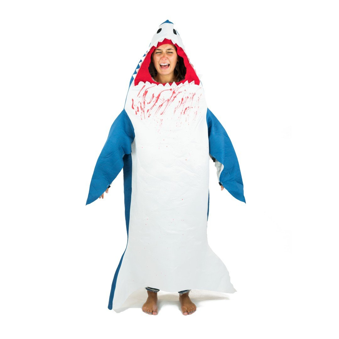 Bodysocks - Shark Attack Costume
