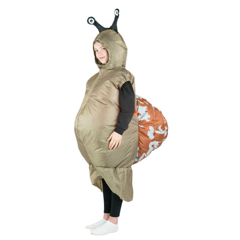 Bodysocks - Kids Inflatable Snail Costume