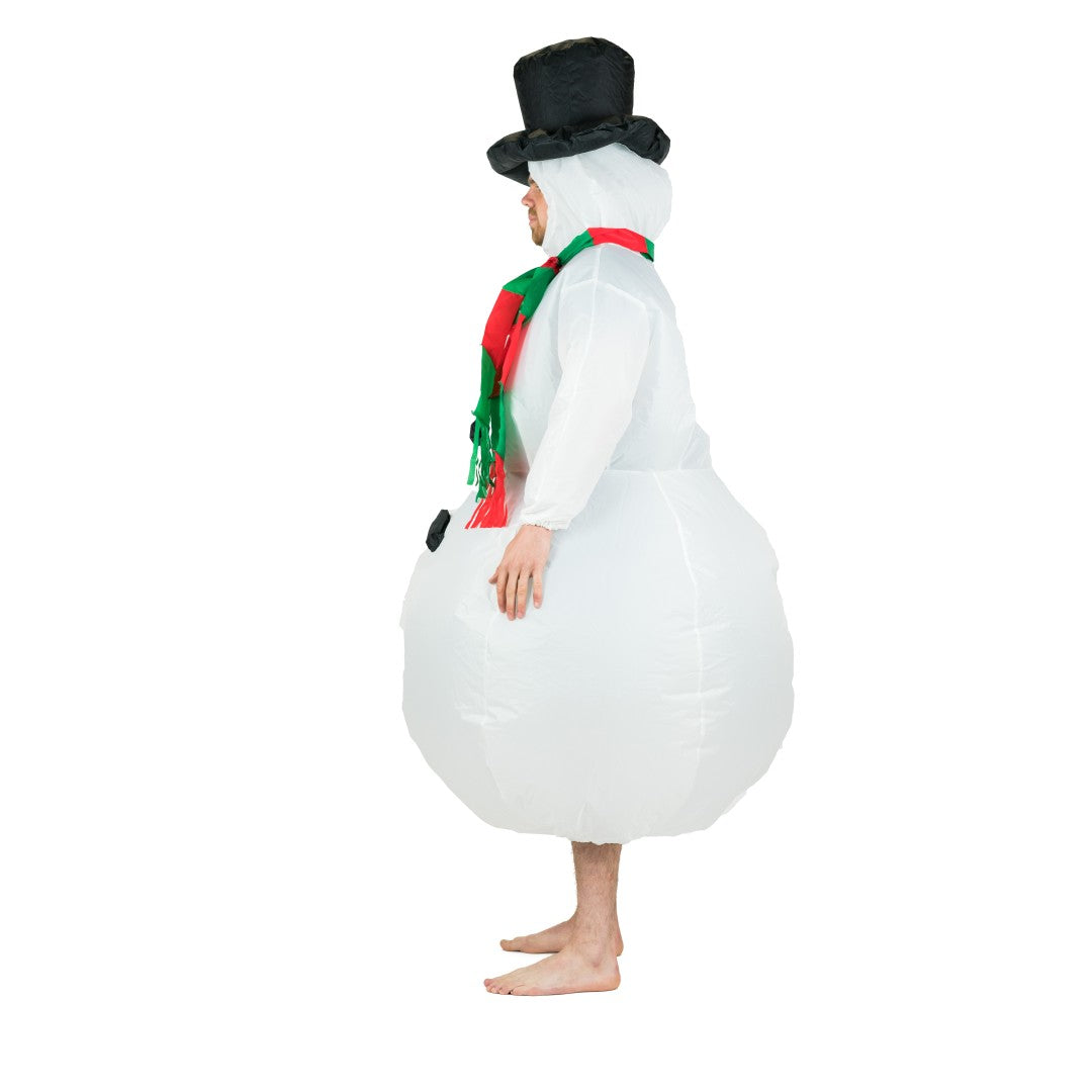 Bodysocks - Inflatable Snowman Costume