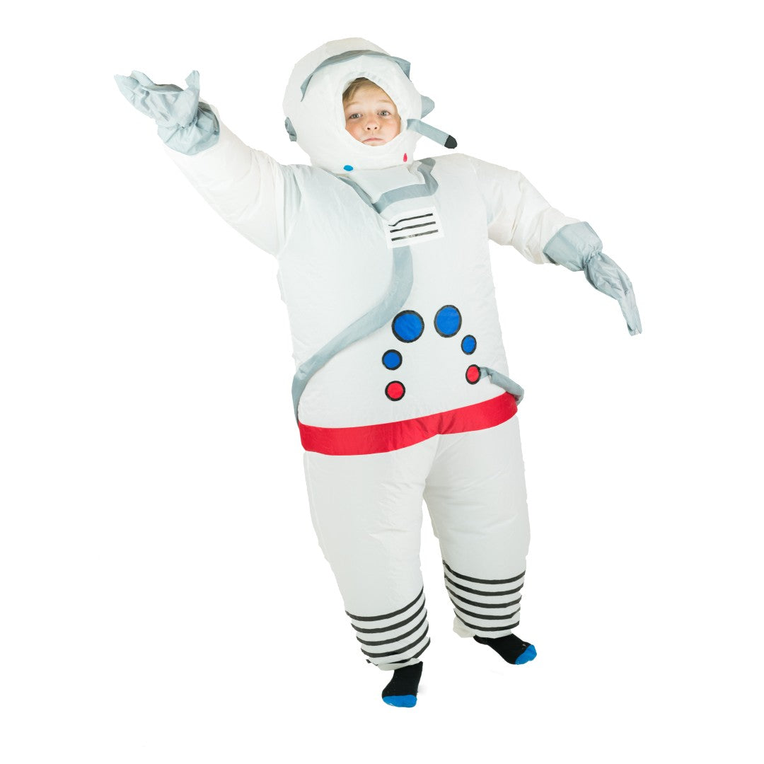 Bodysocks - Kids Inflatable Spaceman Costume