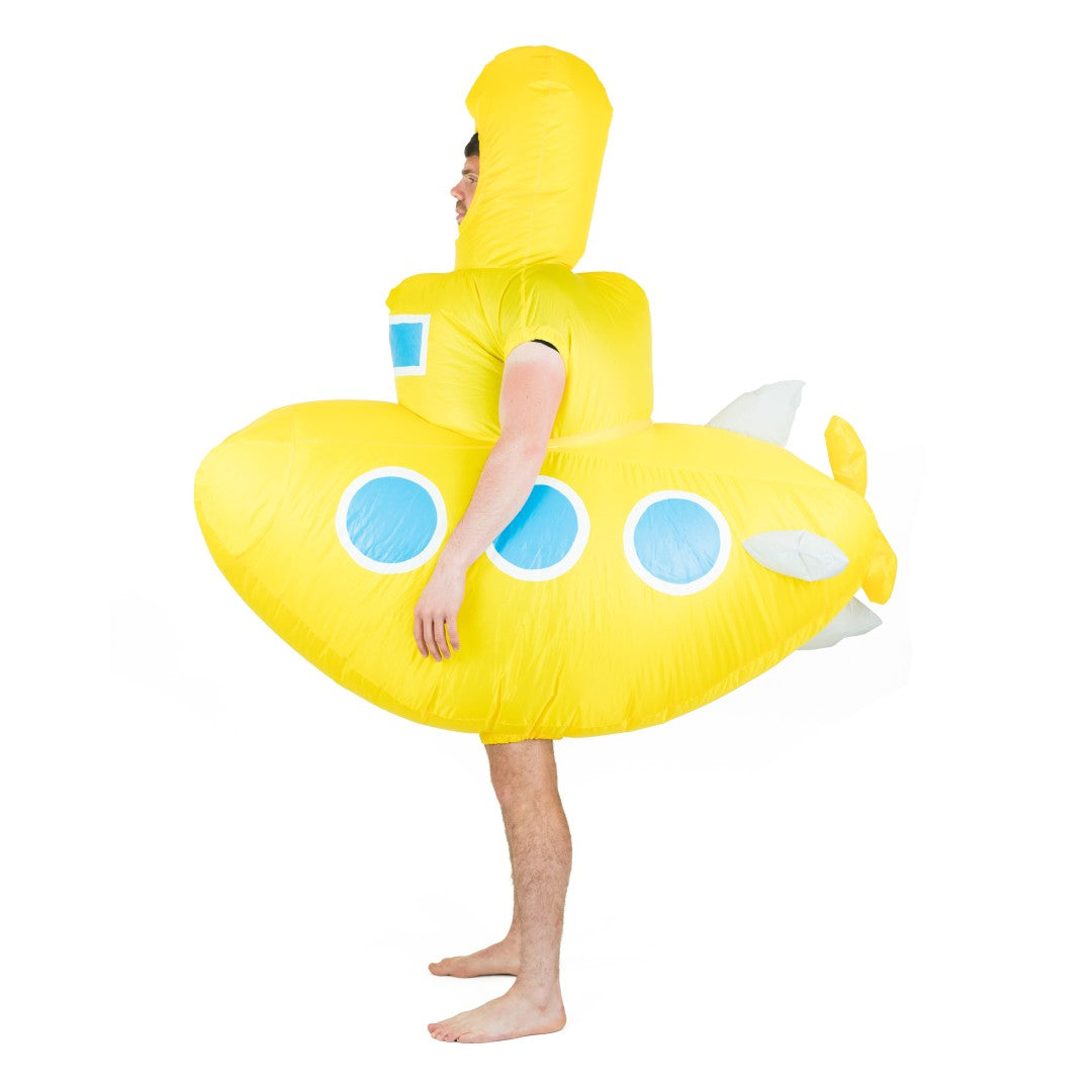 Bodysocks - Kids Inflatable Submarine Costume