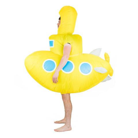 Kids Inflatable Submarine Costume
