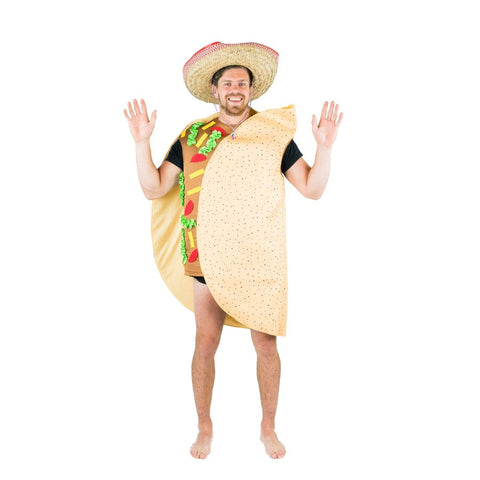 Bodysocks - Taco Costume