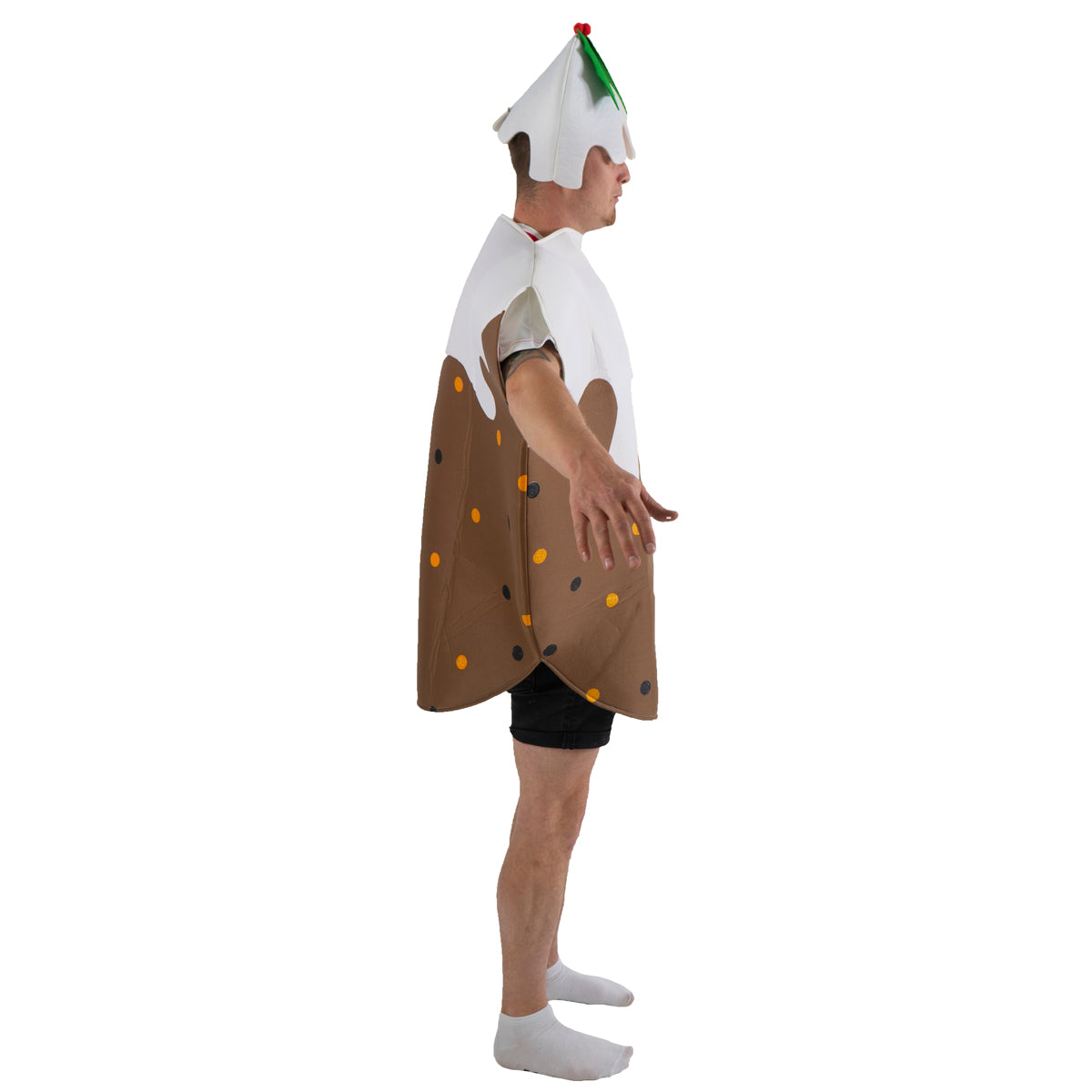 Bodysocks - XMAS PUDDING COSTUME