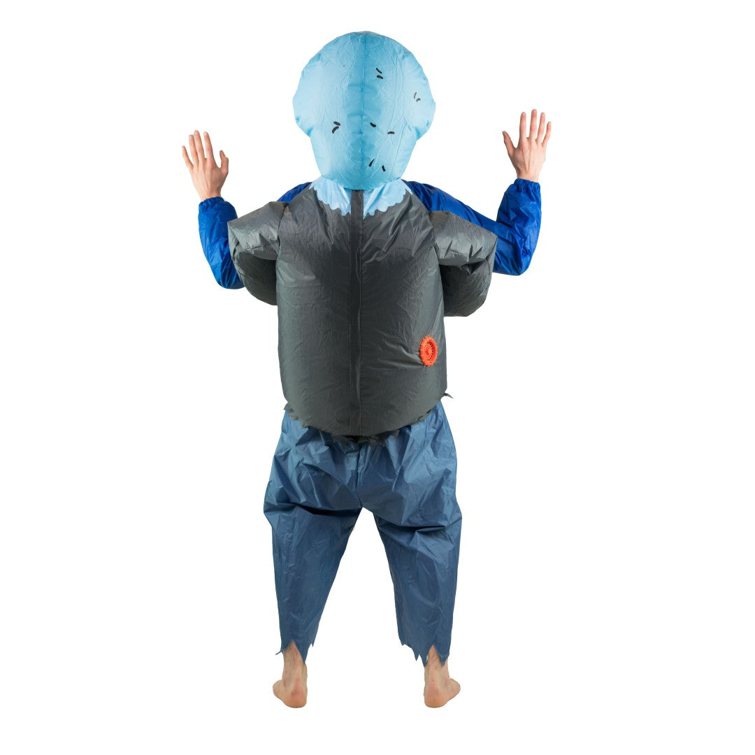 Bodysocks - Inflatable Lift You Up Zombie Costume