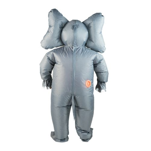 Deluxe Inflatable Elephant Costume