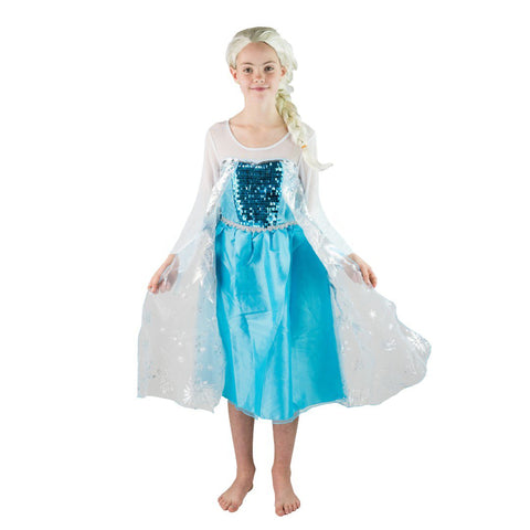 Bodysocks - Kids Elsa Costume