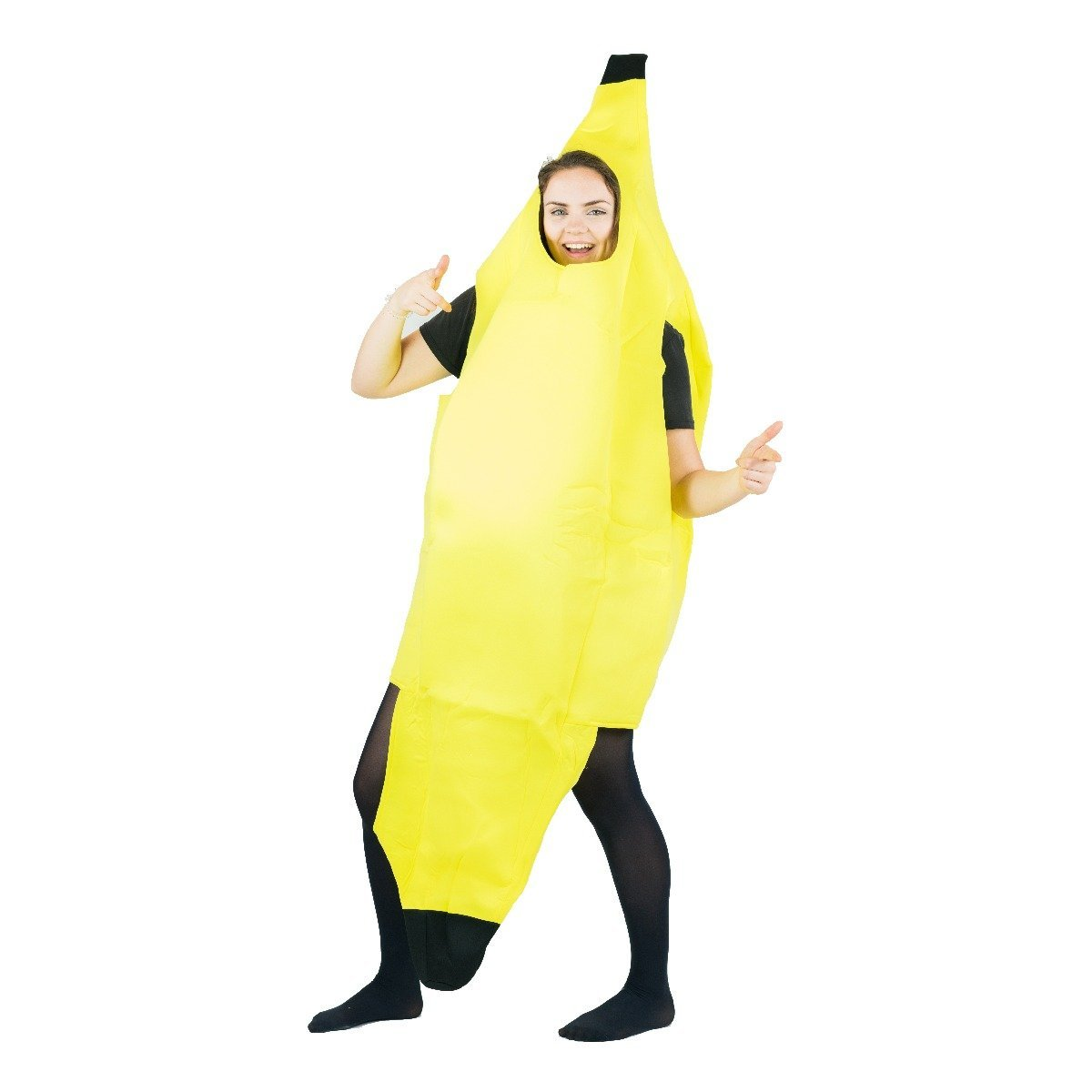 Bodysocks - Banana Costume