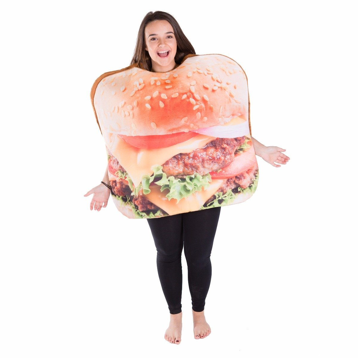 Bodysocks - Burger Costume