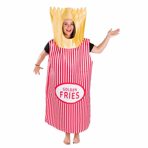 Bodysocks - French Fries Costume