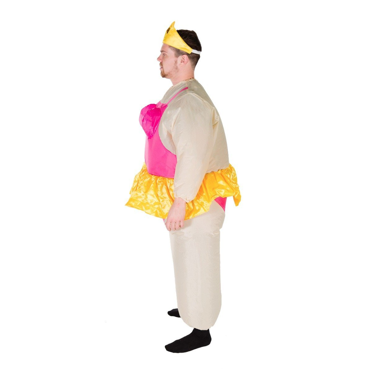 Bodysocks - Inflatable Ballerina Costume