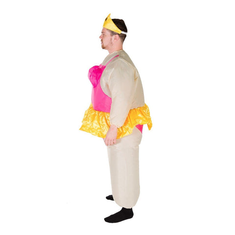 Inflatable Ballerina Costume
