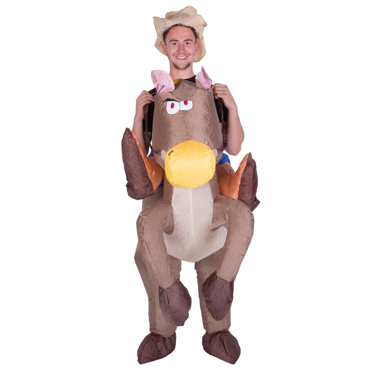 Bodysocks - Inflatable Cowboy Costume