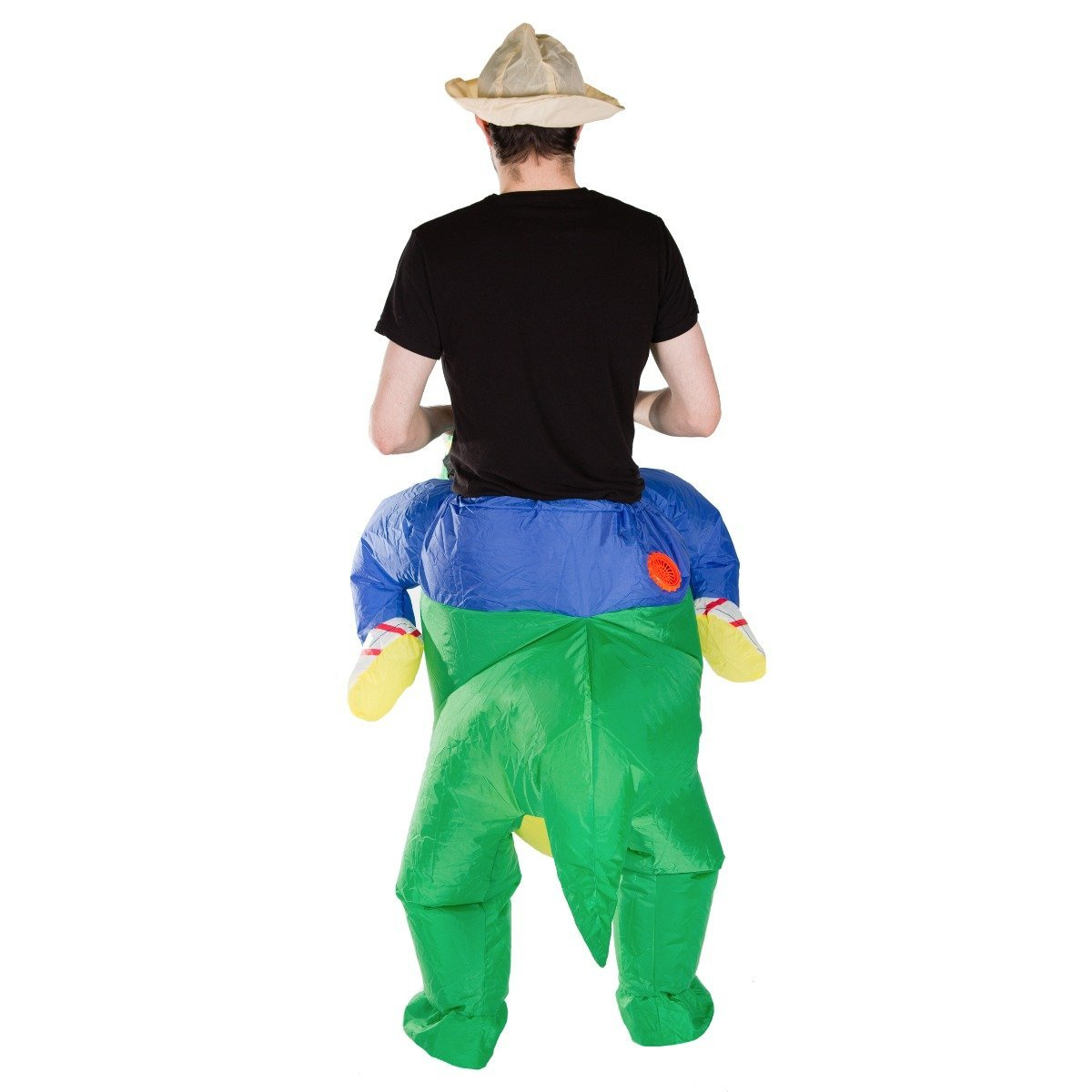 Bodysocks - Inflatable Dinosaur Costume