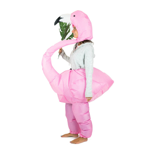 Inflatable Flamingo Costume