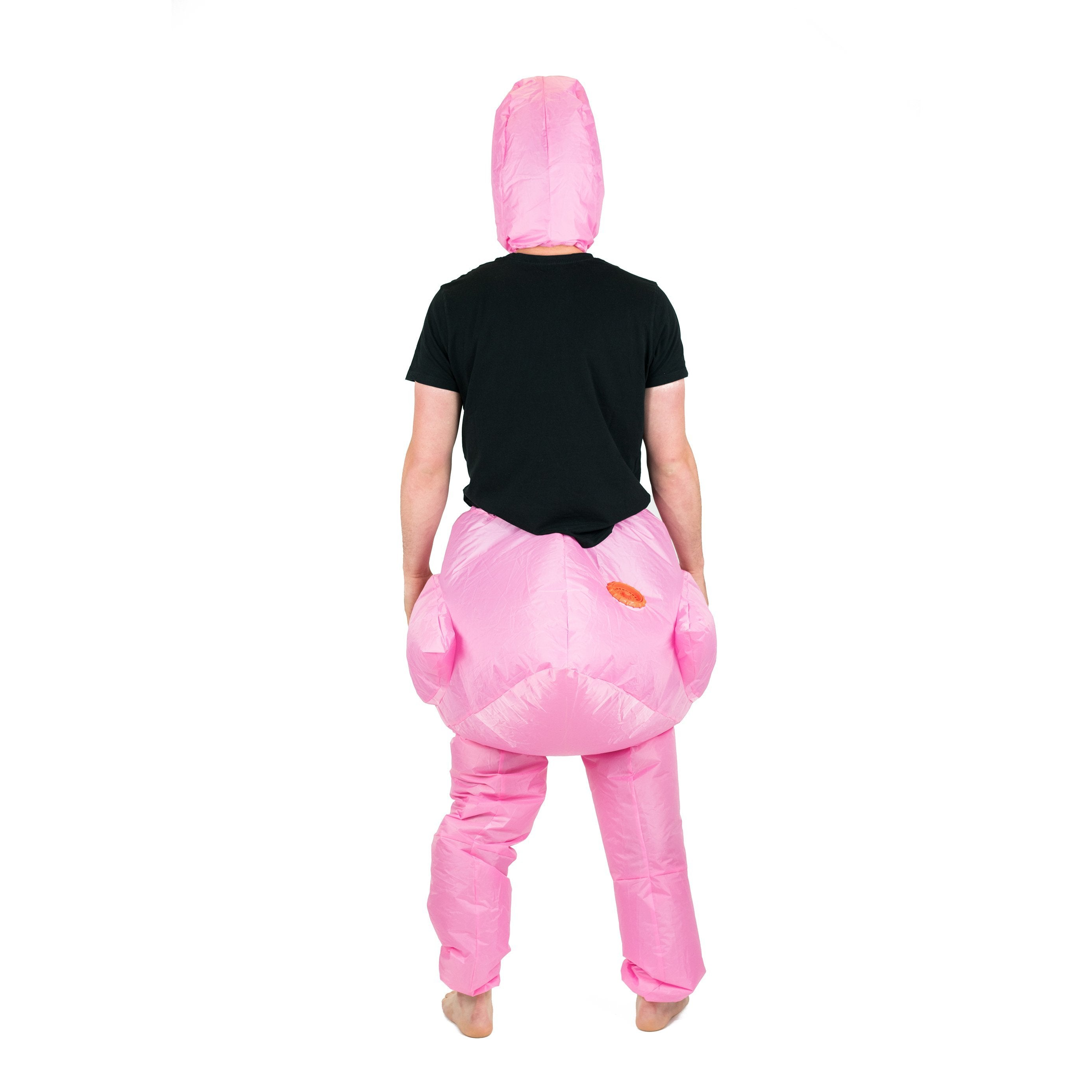Bodysocks - Inflatable Flamingo Costume