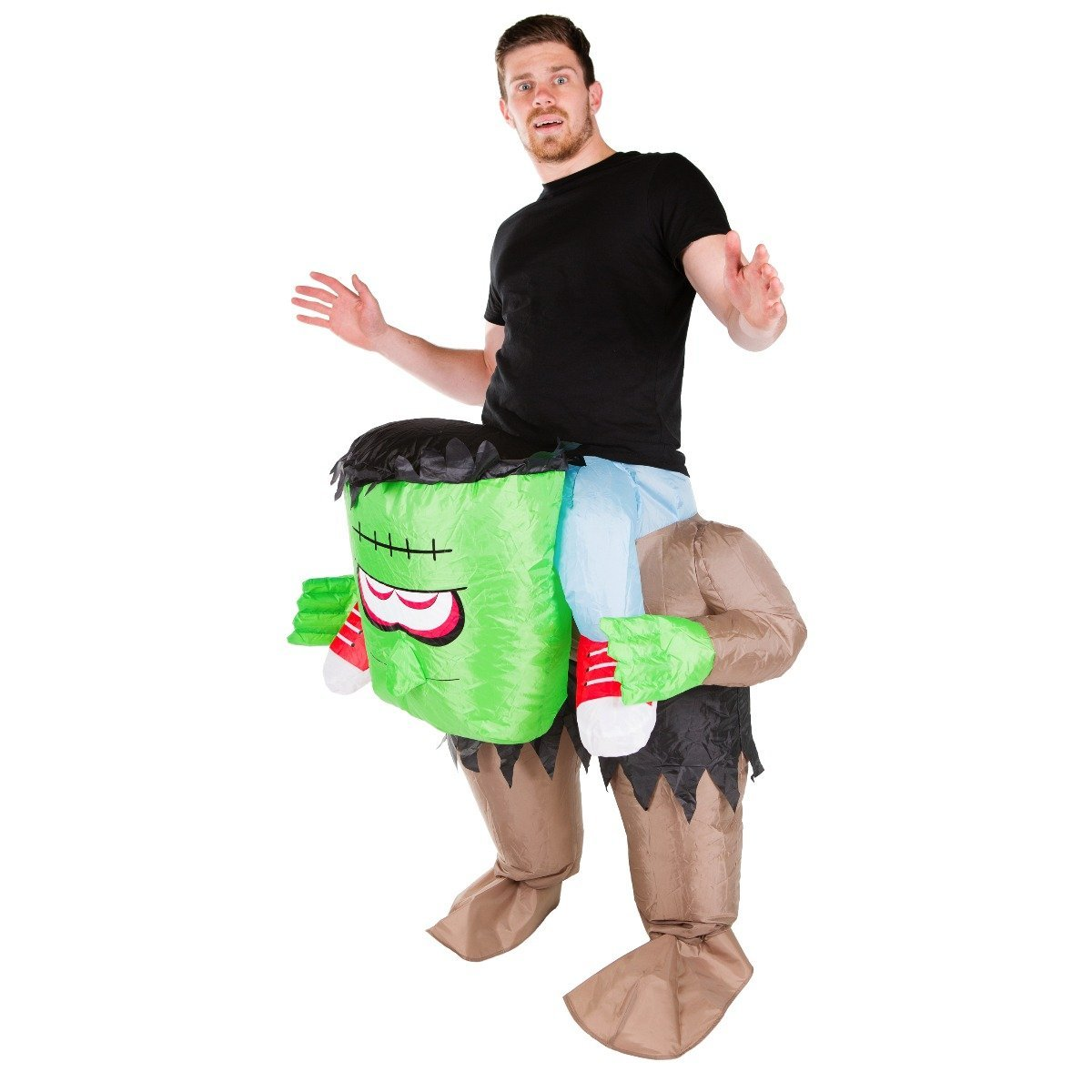 Bodysocks - Inflatable Frankenstein Costume