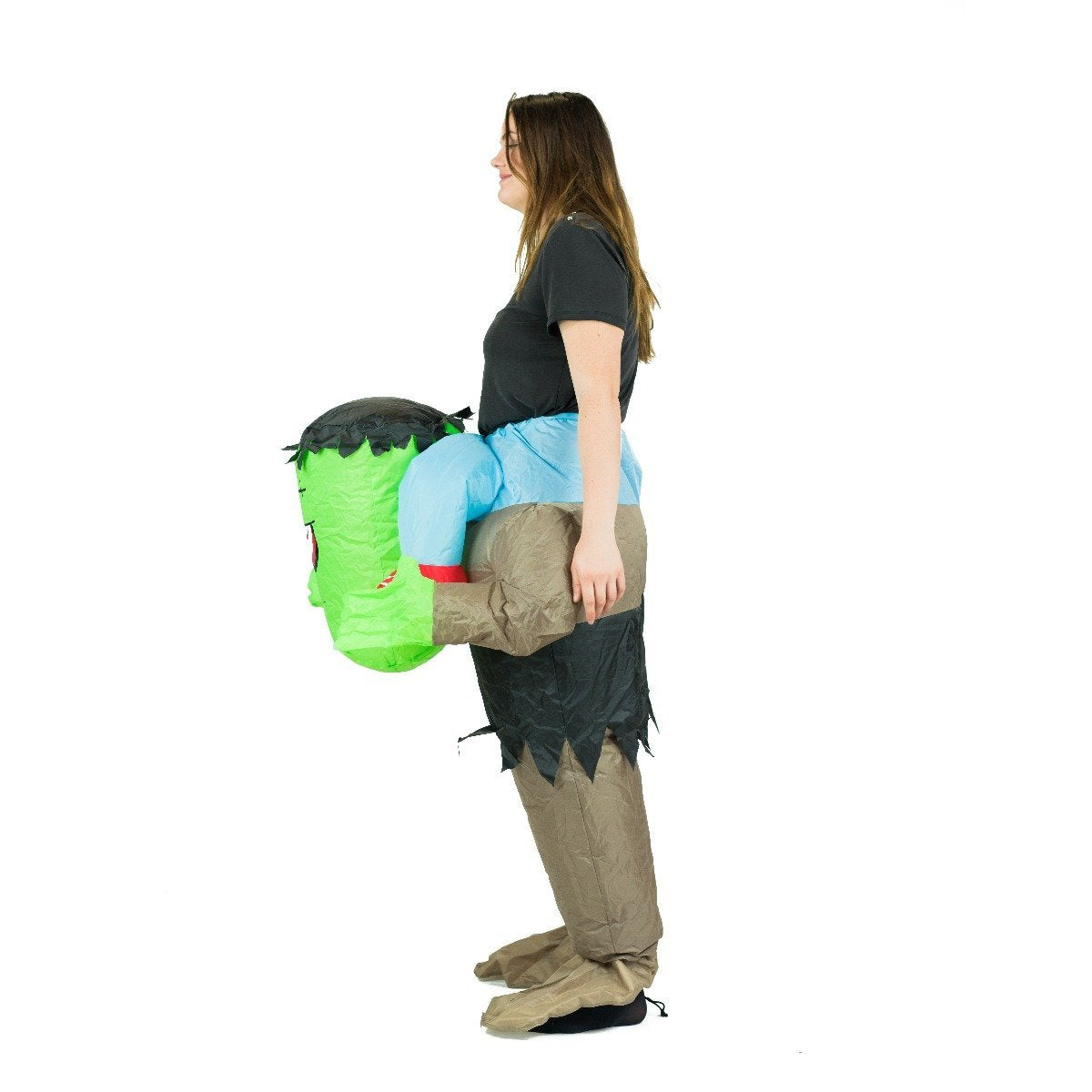 Bodysocks - Inflatable Lift You Up Frankenstein Costume