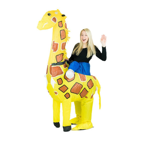 Bodysocks - Inflatable Giraffe Costume
